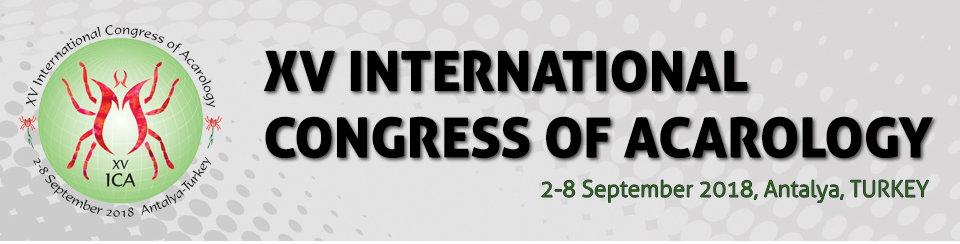 XV International Congress of Acarology